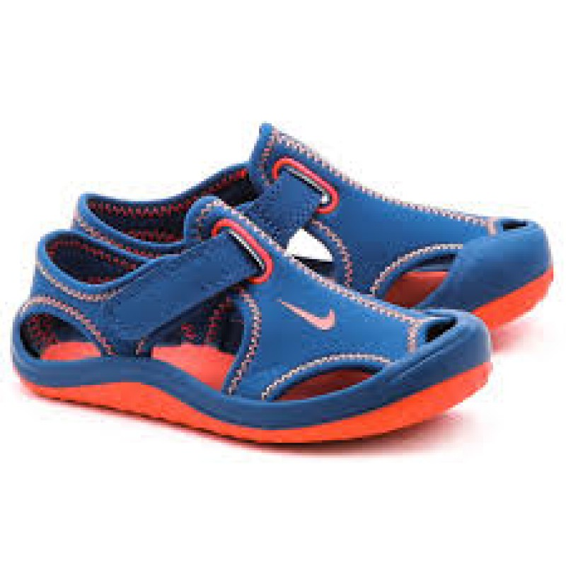 a92e991ddc0 Детски сандали Nike Sunray Protect, Infant, Blue/Red