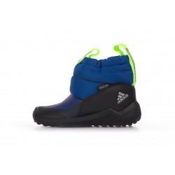 Детски боти Adidas ActiveSnow, Blue/Neon
