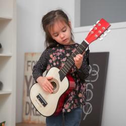 Класическа дървена китара New Classic Toys