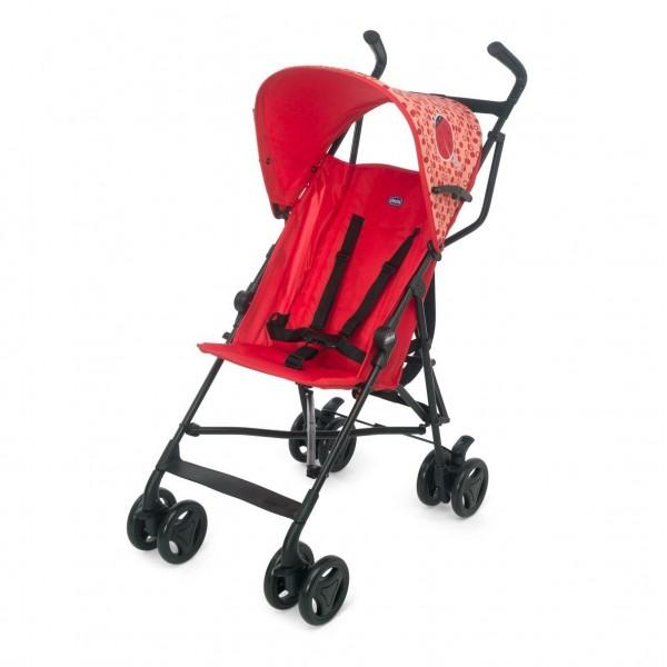 Лятна количка Chicco Snappy, LadyBug, 6м+