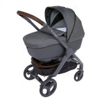Бебешка количка Chicco Duo Stylego Up Crossover, 2 в 1, Cool Grey