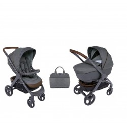 Бебешка количка Chicco Duo Style Go Up Crossover, 2 в 1, Cool Grey