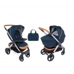 Бебешка количка Chicco Duo Style Go Up Crossover, 2 в 1, Iconic Blue