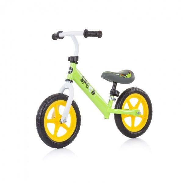 Балансиращо колело Спийд зелен