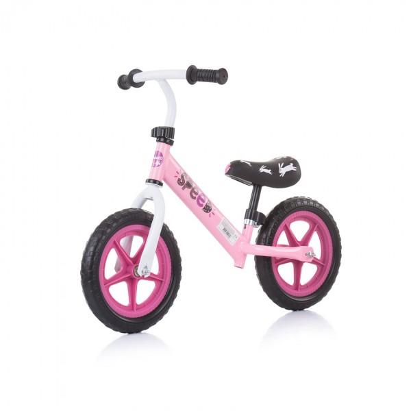 Балансиращо колело Спийд розов