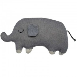 Текстилна играчка за бебета Слон
