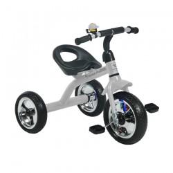 Детско колело триколка Lorelli А28 Сива