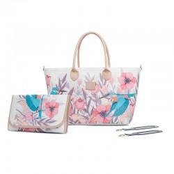 Чанта за количка/аксесоари KinderKraft MOMMY, Птици