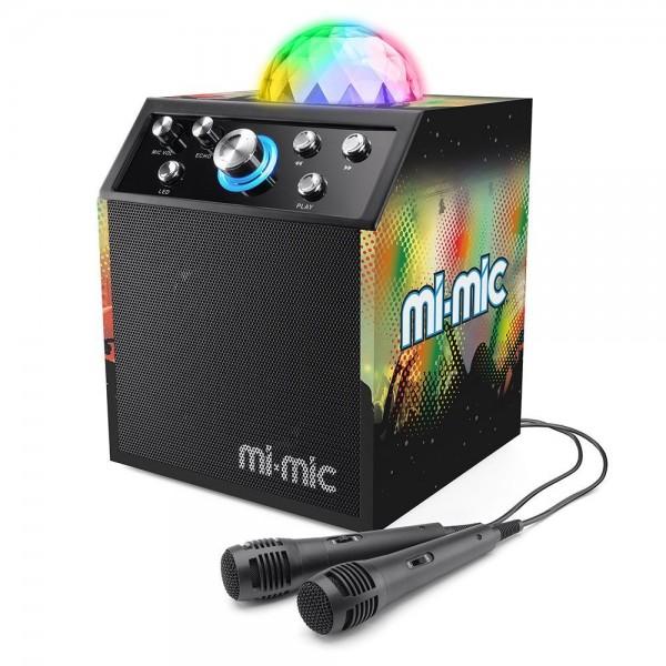 Караоке колона MI-MIC с микрофони и Bluetooth TY6088A