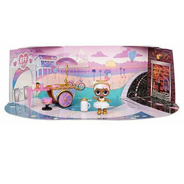 Кукла L.O.L с мебели Sugar