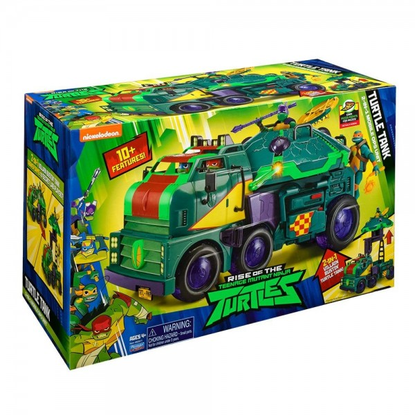 Трансформиращ се камион TMNT за костенурки нинджа 2в1 ROTMNT 82511