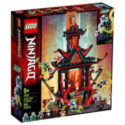 Конструктор LEGO Ninjago Имперски храм на лудостта 71712