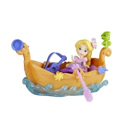 Игрален комплект Hasbro Rapunzel с лодка E0068