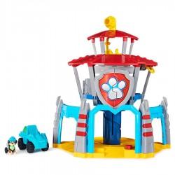 Комплект Spin Master Paw Patrol Щаб квартира с ексклузивна фигура