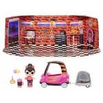 Кукла L.O.L с мебели Spice