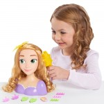 Модел за Прически DISNEY PRINCESS Rapunzel 87155
