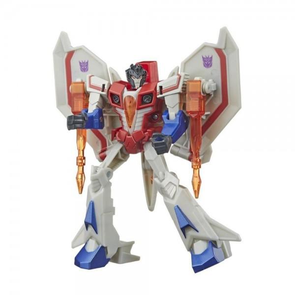 Фигура Hasbro Transformers Bumblebee Cyberverse Adventures Warrior Class Starscream E1884