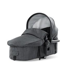 Кош за новородено Hauck Duett 3 Melange Charcoal