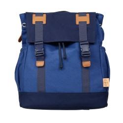 Чанта за бебешка количка Lassig Vintage Little One&Me blue LBP249