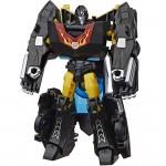 Фигура Hasbro Transformers Cyberverse Warrior Stealth Force Hot Rod E1884
