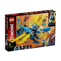 Конструктор LEGO Ninjago Кибер драконът на Jay 71711