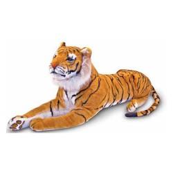 Плюшен тигър Melissa and Doug голям 12103