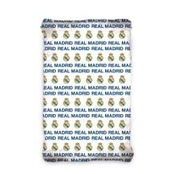 Долен чаршаф с ластик Carbotex FC Real Madrid 90х200