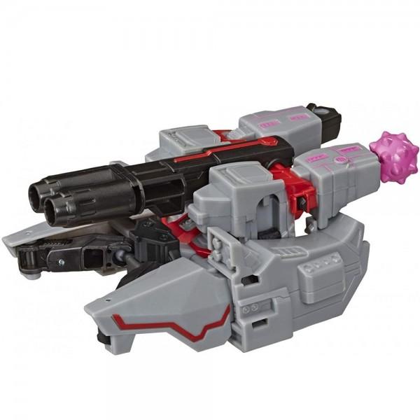 Фигура Hasbro Transformers Cyberverse Warrior Class Megatron E1884