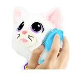 Плюшена играчка Rescue Runts Спаси мъничето Коте Snowball
