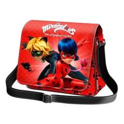 Ученическа чанта Ladybug за рамо