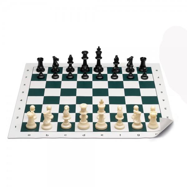 Шах със силиконова подложка