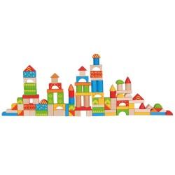 Пет предимства на дървените играчки