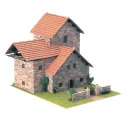 Къща Рустика 5 - Модел за сглобяване Domus Kits