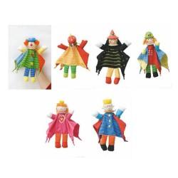"""Кукли за театър """"Приказен свят"""" - 6 вида Woody"""