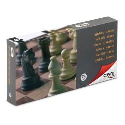 Магнитна игра, Шах и дама, голяма, 32 x 32