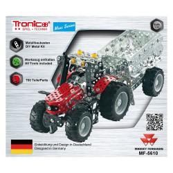 Трактор FENDT 313 Vario с ремарке, Mini Serie, Tronico