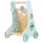Бебешка проходилка Гора, с часовник и активности Lelin toys