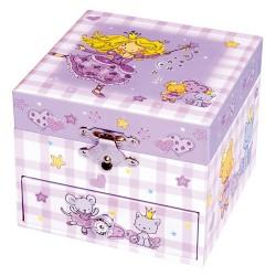 Музикална кутия Принцеса Парма