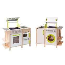 Кухненско обзавеждане, Инке, със звук и светлина