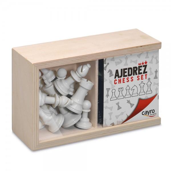 Фигури за шах, №4, в дървена кутия