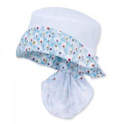 Детска лятна шапка с UV 50+ защита с платка на врата Sternlatel