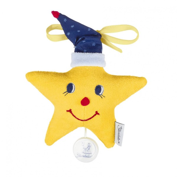 Mузикална играчка Sterntaler, плюшена Звезда