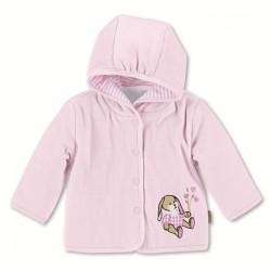 Бебешко палтенце Sterntaler, плюш