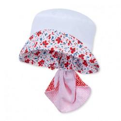 Детска лятна шапка с UV 50+ защита с платка на врата Sterntaler