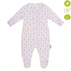 Бебешки гащеризон Bio Baby, памук