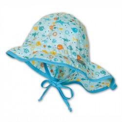 Бебешка лятна шапка Sterntaler, с UV 15+ защита
