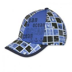 Детска лятна шапка Sterntaler, бейзболна с UV защита 50+