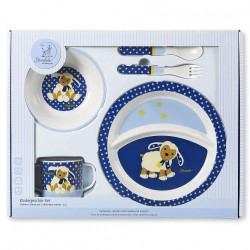 Детски комплект прибори за хранене Sterntaler Агънце