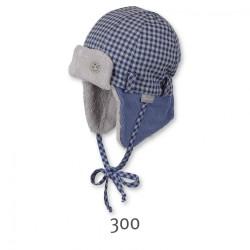 Бебешка шапка Sterntaler, ушанка
