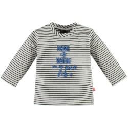 Бебешка блуза с дълги ръкави за момчета Babyface